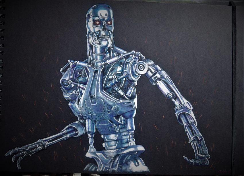 Terminator by stephane014